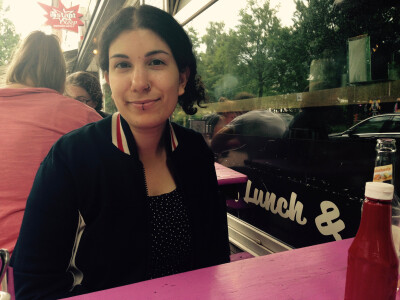 Sheyda zoekt een Kamer in Amsterdam